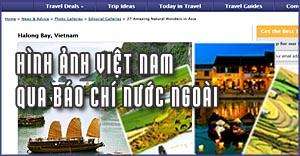 Việt Nam qua báo chí nước ngoài