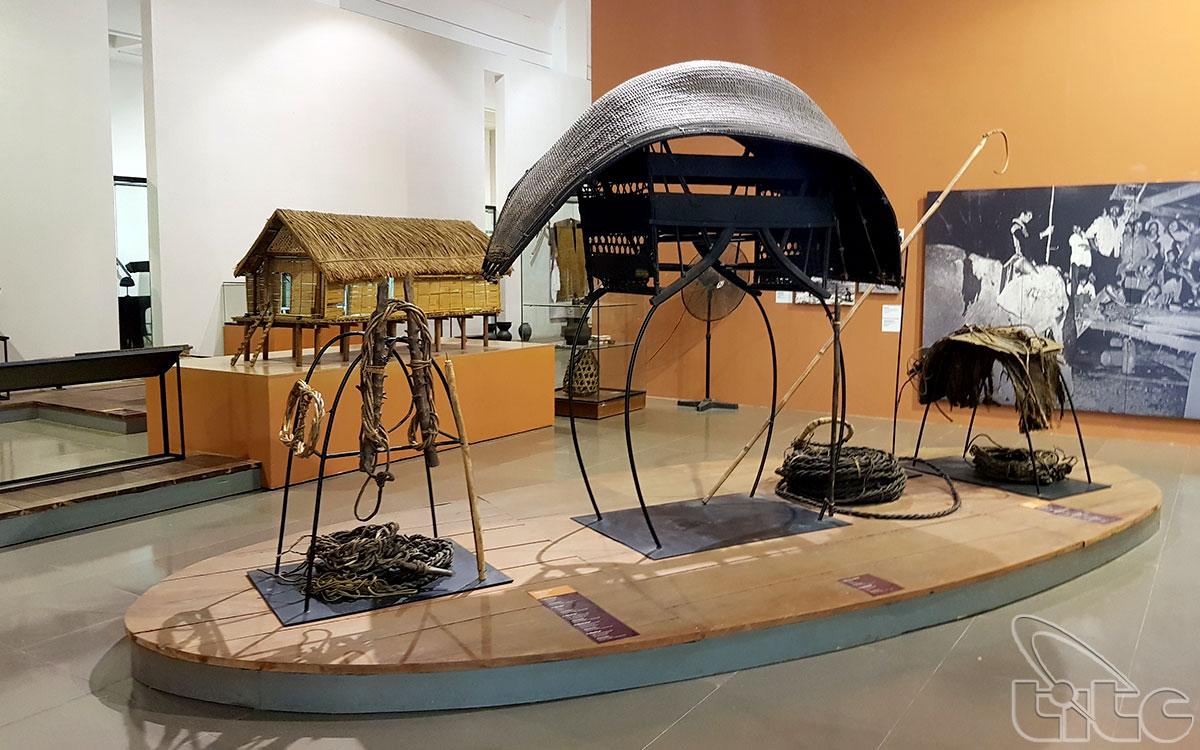 Bảo tàng văn hóa các dân tộc tỉnh Đắk Lắk được hoàn thành là một sự kiện có ý nghĩa trong đời sống văn hóa-xã hội của tỉnh.