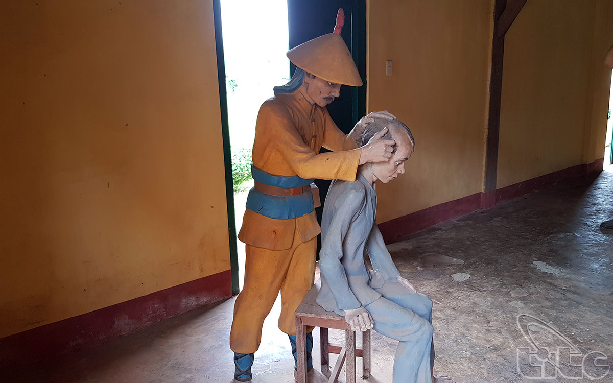Các hình thức tra khảo tù nhân