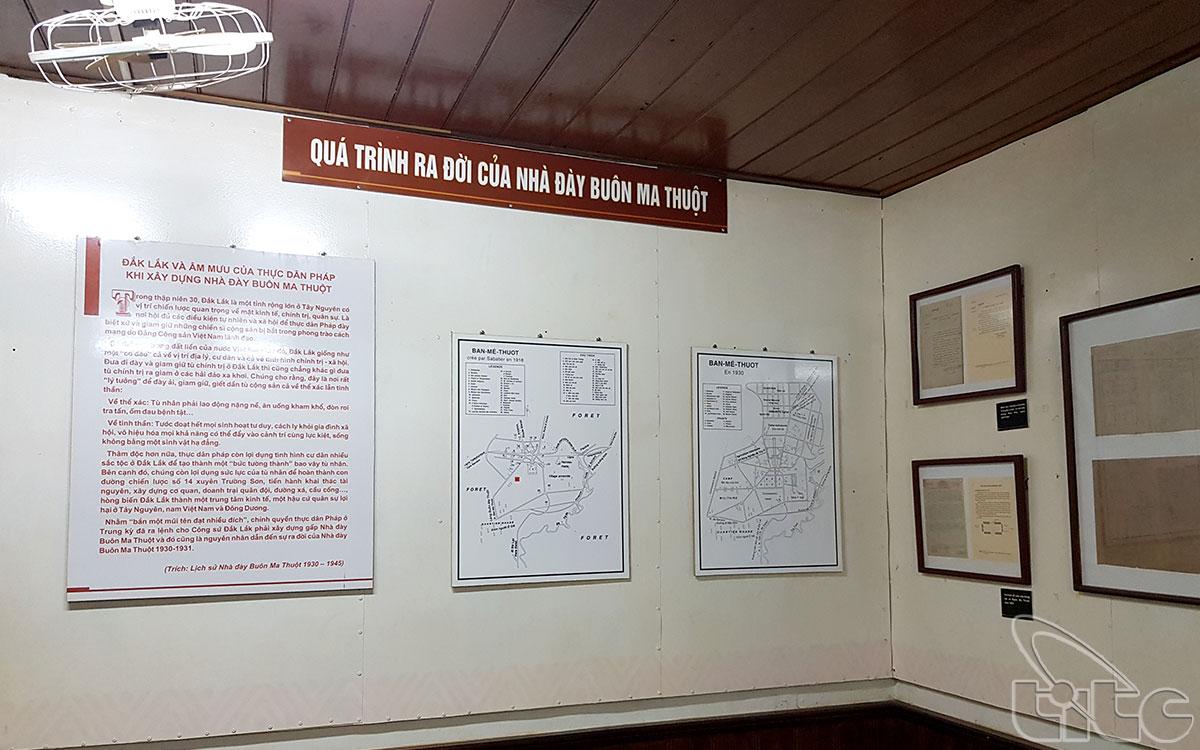 Theo số liệu từ phòng trưng bày di tích lịch sử nhà Đày Buôn Ma Thuột, tổng số tù nhân chính trị bị đày đến đây, qua các phong trào: 1929, 1930, 1939, 1940-1945 có 3.855 đồng chí, gồm đại bộ phận là đảng viên cộng sản, trong đó có những Ủy viên Trung ương, Xứ ủy, Huyện ủy và Chi ủy.