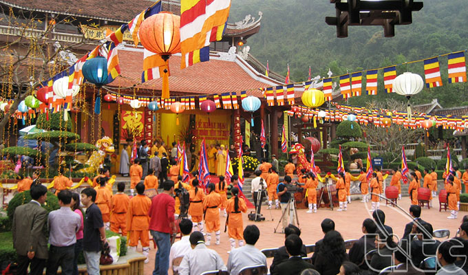 Yen Tu Festival – traditional spiritual tourist destination
