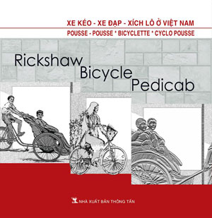 Picture book: Rickshaws, bikes and pedicabs in Viet Nam