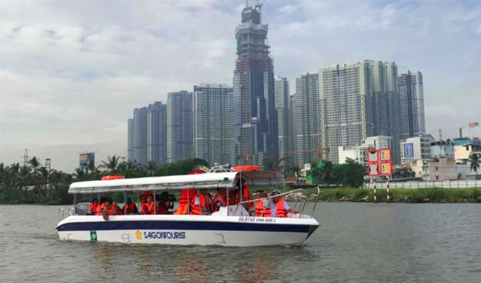 Ho Chi Minh City rolls out seven new waterway tours
