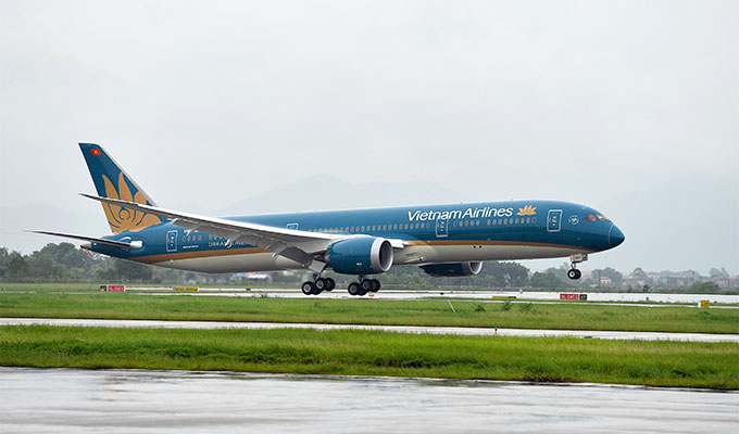 Vietnam Airlines increases flights during Tet 2018