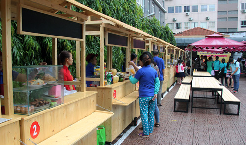 Second street vendor market opens in Ho Chi Minh City
