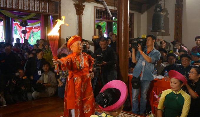 Festival honours Mother Goddess