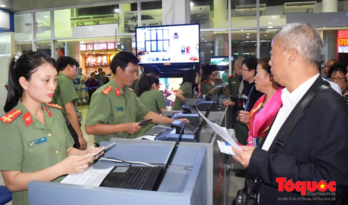Flights from Guizhou to Hue put into operation