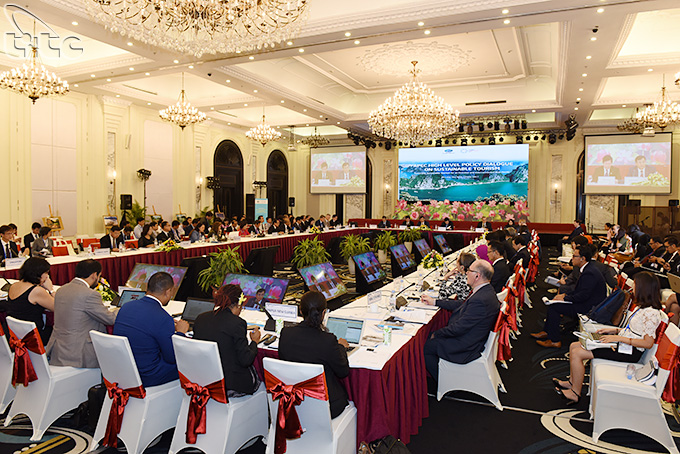 APEC High Level Policy Dialogue on Sustainable Tourism opens