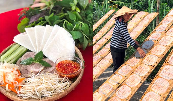 Tay Ninh to hold culture-tourism week featuring Trang Bang rice paper