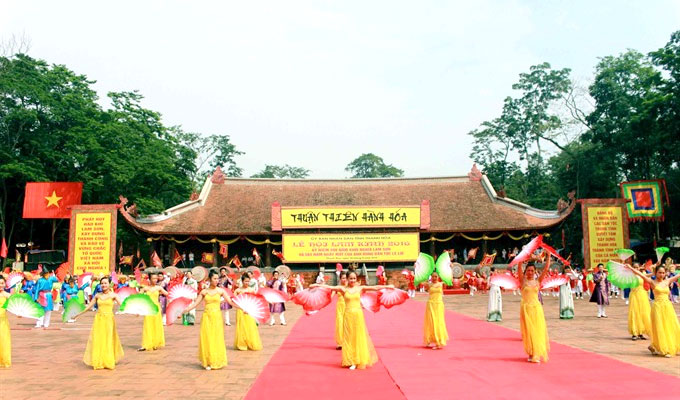 Lam Kinh Festival to celebrate Le family past and present