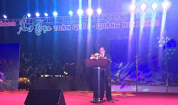 Liên hoan ẩm thực toàn quốc - Quảng Ninh 2018