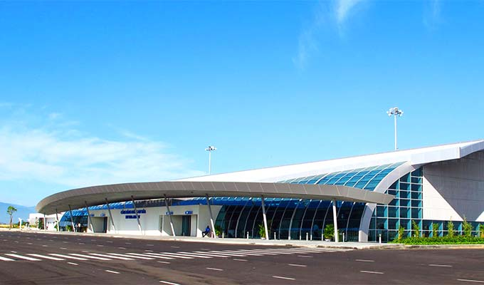 Tuy Hoa Airport to receive first international flight in November