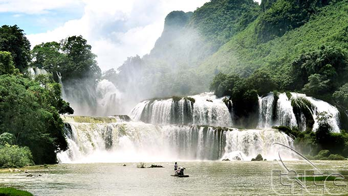 2nd Ban Gioc Waterfall Tourism Festival to take place on October 6th