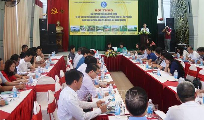 Hải Dương liên kết phát triển du lịch với TP. Hồ Chí Minh và 6 tỉnh phía Bắc