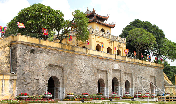 App launched to support visitors of Thang Long imperial citadel