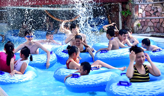 West Lake Water Park to open this April