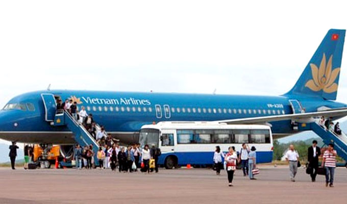 Vietnam Airlines to add 300 flights during upcoming holidays