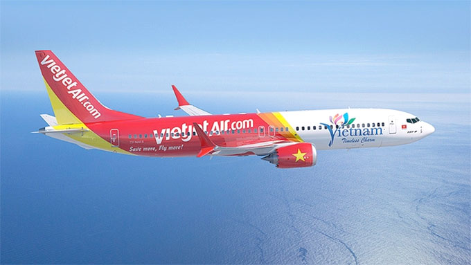 Vietjet offers 46,000 extra seats for upcoming holiday
