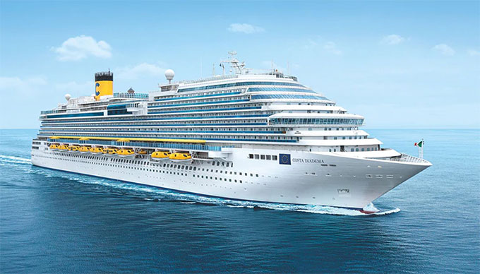 53 international cruise ships call in Da Nang in first quarter