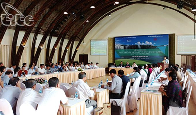 Phát triển du lịch gắn với bảo vệ môi trường khu vực Tây Nguyên