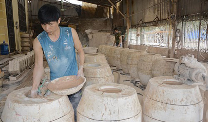 A visit to Kim Lan Pottery Village