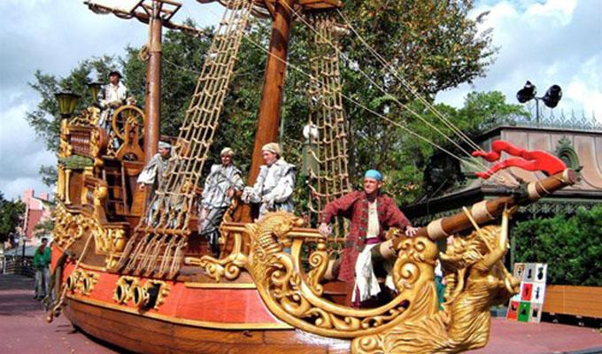 """""""Lễ hội cướp biển – Pirate Festival"""" tại Thiên Đường Bảo Sơn"""