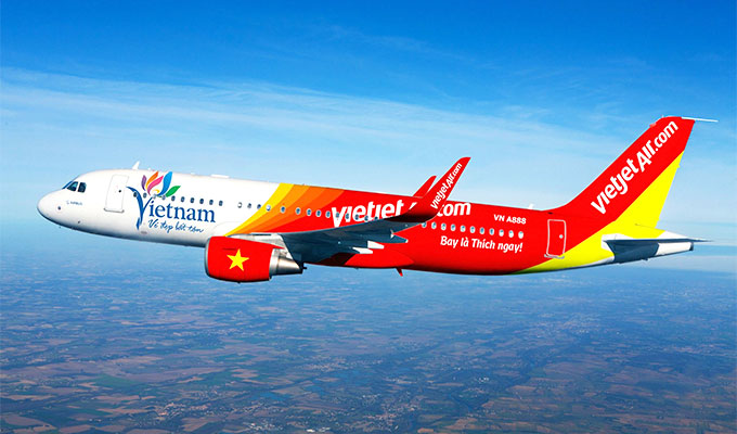 Vietjet Air marks first flight on Ha Noi – Taichung route