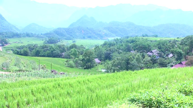Mountainous district becomes emerging travel destination