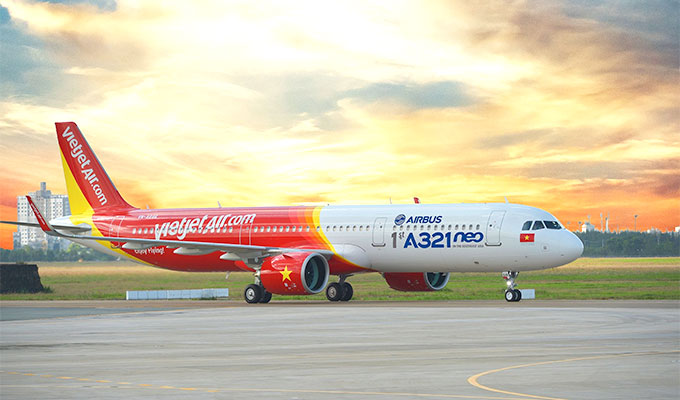 Vietjet transfers operations to Terminal T1 at Yangon International airport