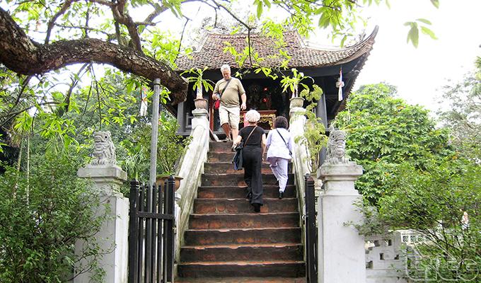 Ha Noi to continue tourism promotion on CNN