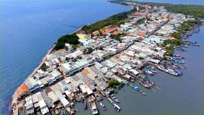 Thanh An Island, a hidden beauty