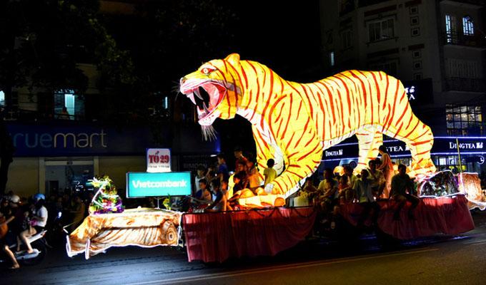 Nét đẹp Lễ hội thành Tuyên 2018