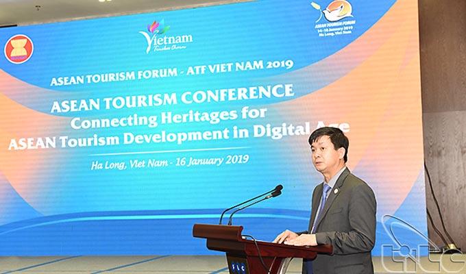 ASEAN hướng đến kết nối di sản phát triển du lịch trong thời đại số