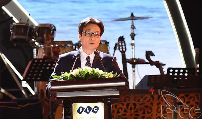 Bài phát biểu của Phó Thủ tướng Vũ Đức Đam tại Lễ khai mạc Diễn đàn Du lịch ASEAN (ATF) 2019
