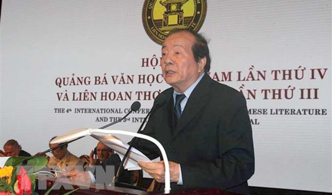 17th Viet Nam Poetry Day opens in Ha Noi