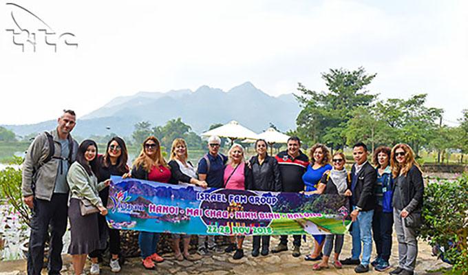 Israel travel enterprises and press agencies visit Viet Nam