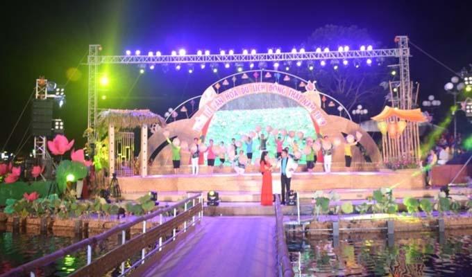 Bế mạc Tuần lễ Văn hóa, Du lịch Đồng Tháp