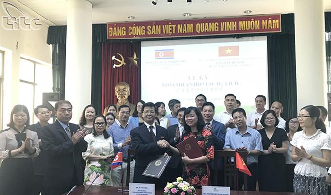 Thúc đẩy hợp tác du lịch Việt Nam – Triều Tiên