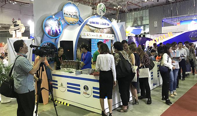 Quảng Bình đẩy mạnh quảng bá du lịch tại ITE HCMC 2019