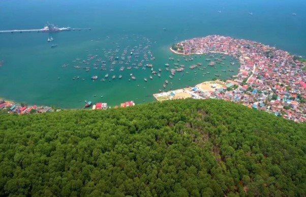 Thanh Hóa sắp có khu du lịch sinh thái 25,77ha