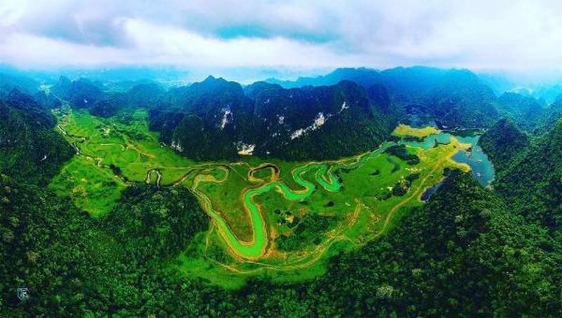 Trải nghiệm thảo nguyên xanh trong lòng xứ Lạng
