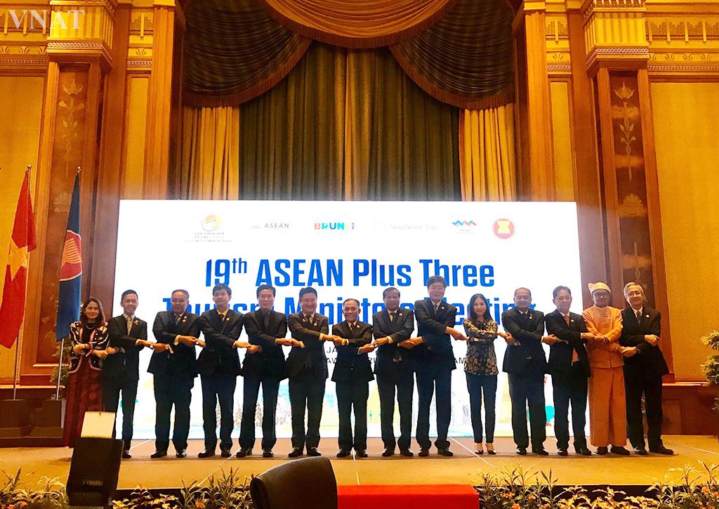 Thúc đẩy hợp tác du lịch vì sự thịnh vượng chung của ASEAN và Trung Quốc, Nhật Bản và Hàn Quốc