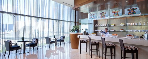 JW Marriott Hanoi houses one of 20 best new Asia Pacific restaurants