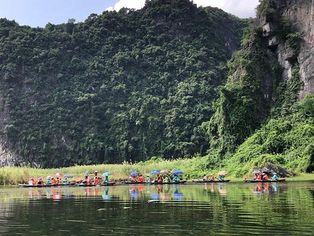 Vietnamese tourism reaches new heights