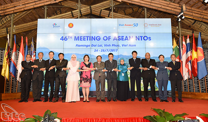 Opening the 46th Meeting of ASEAN National Tourism Organisations