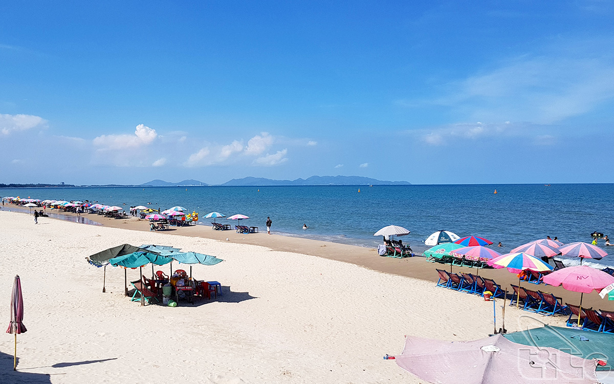 Image result for thuy van beach vung tau